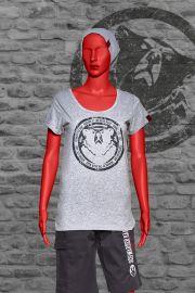 T-Shirt Gunther Frauen ash