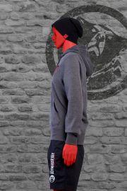 Herren Zipper Classic Rot vom Schwarzen Baer